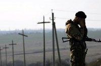 Четверо военных ранены на Донбассе в воскресенье