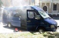 МВД: Оппоблок свез в Харьков титушек