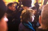 """Эштон обсудила с Януковичем """"все необходимые вопросы"""", - пресс-секретарь"""