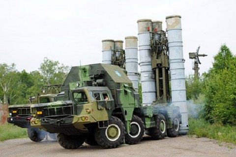 Росія визнала, що відправила доСирії ракети С-300