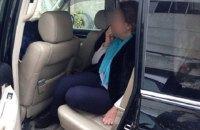 Похищенную в центре Одессы женщину полиция освободила в Киевской области