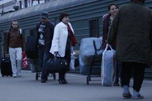 Москва и Петербург перестали принимать украинских беженцев