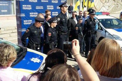 В Херсоне стартовал набор в патрульную полицию