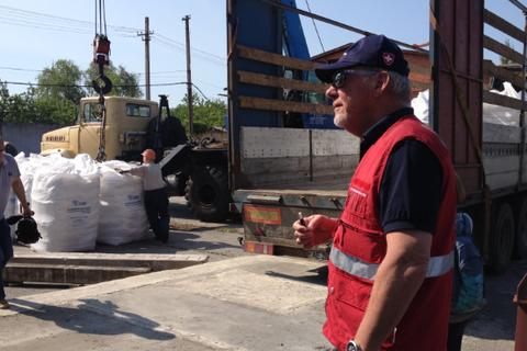 Швейцария отправила на Донбасс медикаменты и реагенты для очистки воды