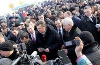 На улице Януковича. После нас