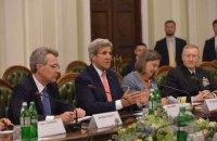 Керри: пять стран работают над помощью Украине летальным вооружением