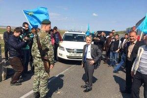 Крымских татар оштрафовали на тысячу рублей за встречу Джемилева, - Чубаров