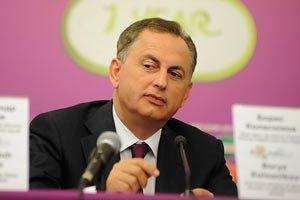 Колесніков: вибухи в Дніпропетровську не вплинуть на Євро-2012