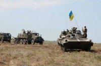 В Шахтерске подняли украинский флаг, - СМИ