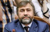 Новинский заявил, что Порошенко ходатайствовал о предоставлении ему гражданства