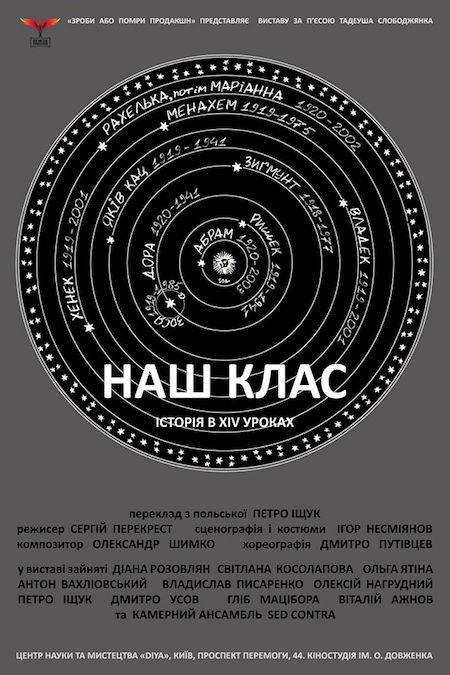 У Києві покажуть виставу про події в Польщі часів Другої світової війни