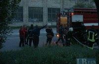 В автопарке Одессы ночью сгорело 10 автобусов