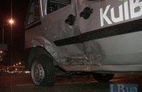 У Києві в ДТП постраждав журналіст одного з телеканалів