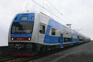 Между Харьковом и Киевом начал курсировать двухэтажный поезд