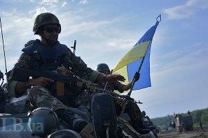 Силы АТО ведут бои на окраинах Горловки