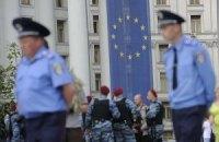 ЕС обсуждает возможность частичной ассоциации с Украиной