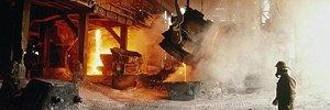 Спад в украинской промышленности длится уже 28 месяцев
