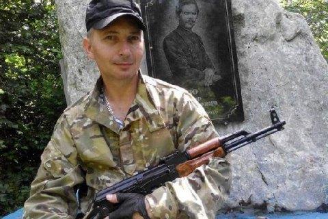"""Задержанного в """"Борисполе"""" члена """"Правого сектора"""" подозревают в похищениях людей"""