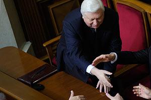 Пшонка: дипломаты не просили за Тимошенко