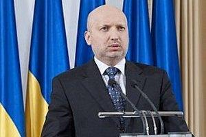 Турчинов объявил перерыв в заседании Рады до 16:00