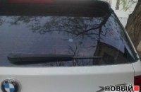 В Симферополе обстреляли автомобиль нардепа