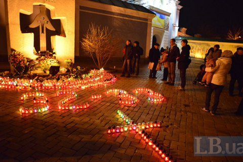 80% українців вважають Голодомор геноцидом
