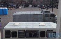 Отмене спецоперации СБУ в оцеплении Рады обрадовались не меньше оппозиционеров
