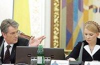 Ющенко: Тимошенко осуждена по политическим мотивам и вызывает жалость