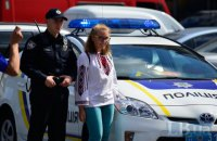 Начался набор патрульных полицейских в Тернополе
