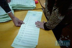 В ЦИК не поступили данные с пяти проблемных округов