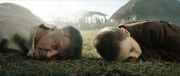 Кадр из фильма <<Поводырь>>