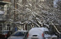 В субботу в Киеве будет морозно