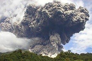 На Камчатці прокинувся вулкан
