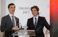 Euronews отпраздновал запуск украинской версии