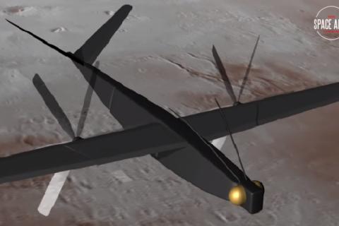Украинский проект марсолета стал абсолютным победителем конкурса NASA