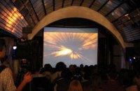 В столичном метро устроили ночной кинопоказ