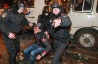 МВД проверит действия милиционеров в Донецке и Харькове