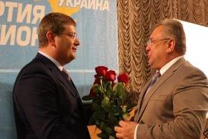 Мэр Новомосковска ушел в Партию регионов
