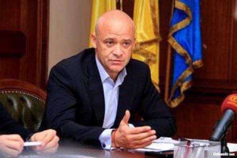 Мэр Одессы Труханов задекларировал 159тыс.долл. наличными иколлекцию золотых часов