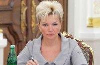 Богатырева по поручению Януковича летит в Китай