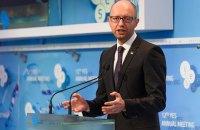 Украина запретит полеты в Египет, если угроза подтвердится, - Яценюк