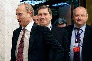 Путин заявил, что Украине уже поставляют оружие
