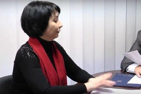 Захист Олени Лукаш заявляє про її звільнення під заставу