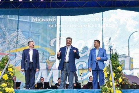 Порошенко уверен, что осенью Украина получит безвизовый режим с ЕС