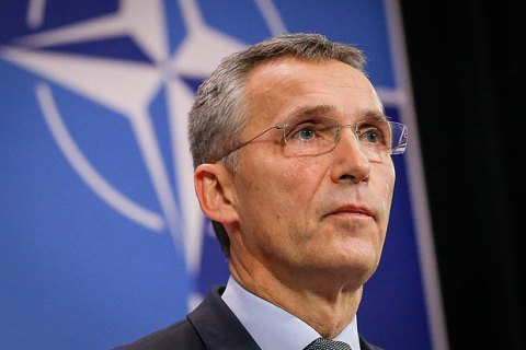 Генсек НАТО посетит Украину 21-22 сентября