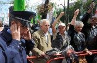 Власть намерена запретить акции в поддержку Тимошенко