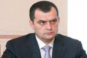 Захарченко: милиция не будет применять силу к участникам евромайдана