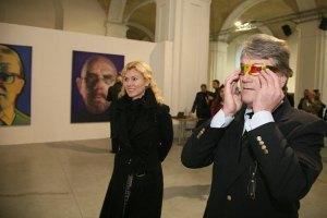 Ющенко готовится весной открыть отель в Карпатах
