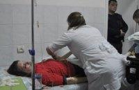 Татьяна Чорновол опознала одного из подозреваемых в ее избиении