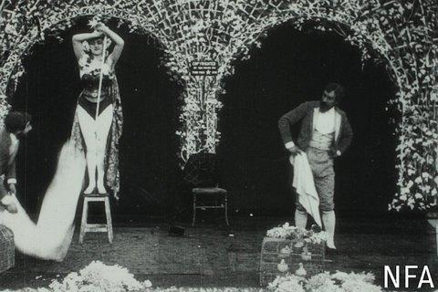У Чехії знайшли фільм Жоржа Мельєса 1904 року, який вважали загубленим